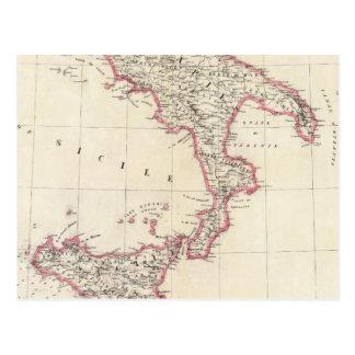 Carte Postale Naples et la Sicile 26