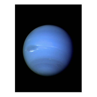 Carte Postale NASAs Neptune
