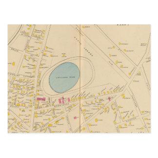 Carte Postale Nashua, salle 12, 5