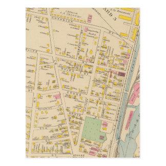Carte Postale Nashua, salle 25