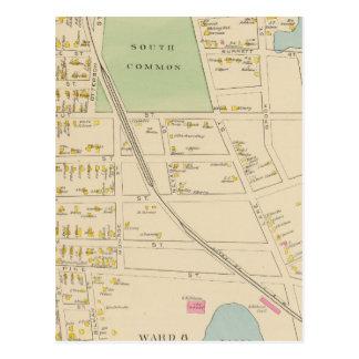 Carte Postale Nashua, salle 68