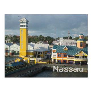 Carte Postale Nassau