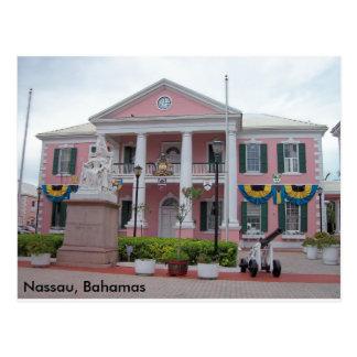 Carte Postale Nassau, Bahamas