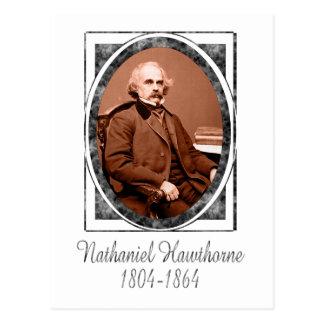 Carte Postale Nathaniel Hawthorne
