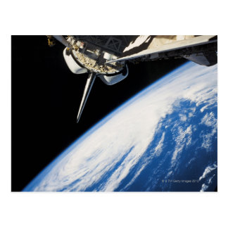 Carte Postale Navette spatiale 6