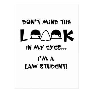 Carte Postale Ne vous occupez pas de l'école de droit de regard…