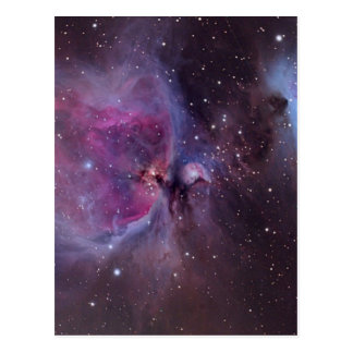 Carte Postale Nébuleuse d'Orion