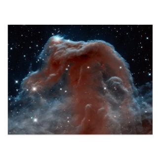 Carte Postale Nébuleuse infrarouge de Horsehead