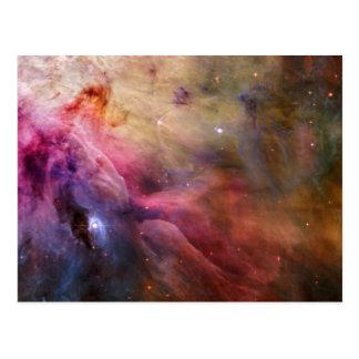 Carte Postale Nébuleuse M42 d'Orion