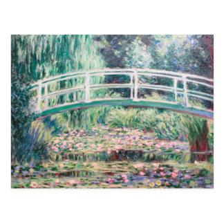 Carte Postale Nénuphars blancs | Monet