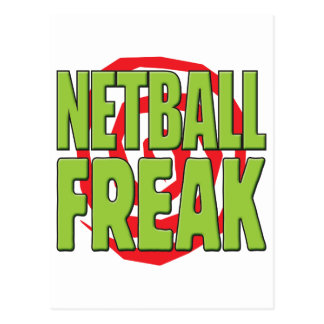 Carte Postale Net-ball G anormal