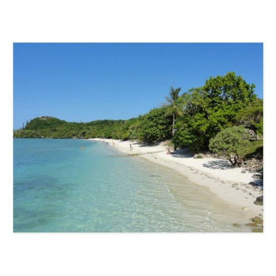 Carte Postale New Caledonia - Lifou Island - Beach