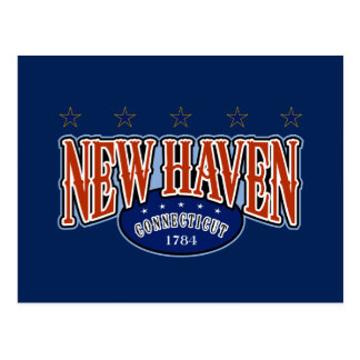 Carte Postale New Haven 1784