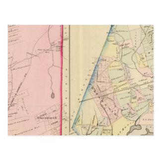 Carte Postale New Rochelle, Mamaroneck, New York