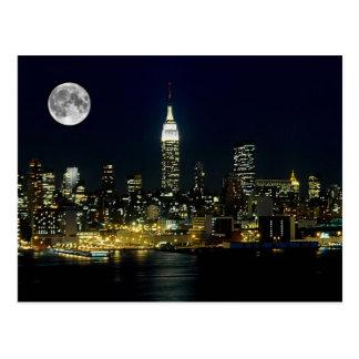 Carte Postale New York City a musardé
