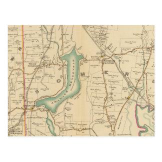 Carte Postale New York City du nord 8
