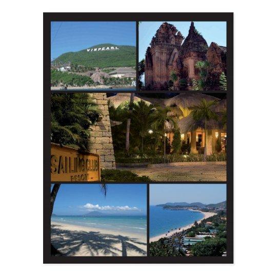 Carte Postale Nha Trang - Vietnam