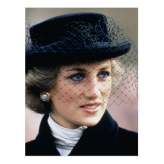 Carte Postale No.44 princesse Diana France 1988