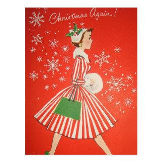 Carte Postale Noël encore !