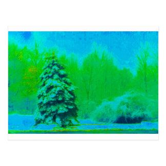 Carte Postale Noël super