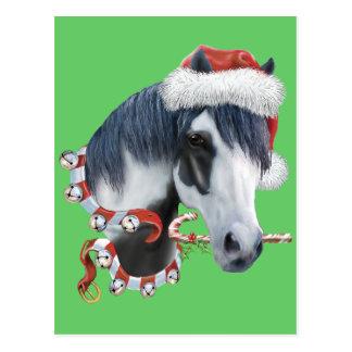 Carte Postale Noël-Tintement-Ziggy