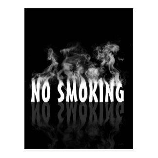Carte Postale Non-fumeurs