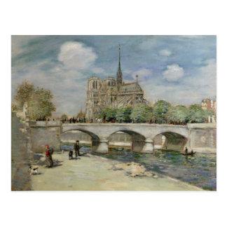 Carte Postale Notre Dame de Paris, c.1900