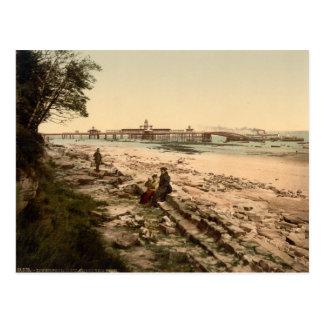 Carte Postale Nouveau pilier de Brighton, Liverpool, Merseyside,