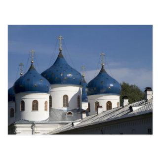 Carte Postale Novgorod le grand, Russie