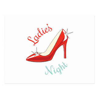 Carte Postale Nuit de dames