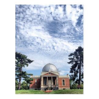 Carte Postale Observatoire de Cincinnati - Hyde Park