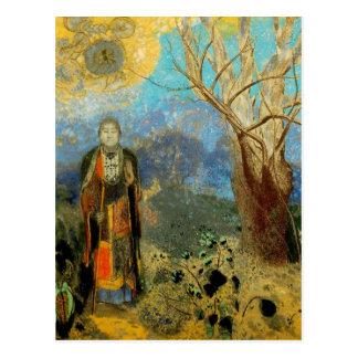 Carte Postale Odilon Redon - Le Bouddha