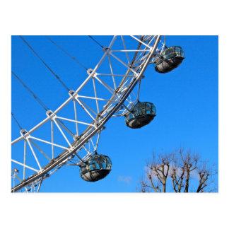 Carte Postale Oeil de Londres