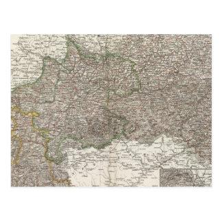 Carte Postale Oesterreich - région de Vienne