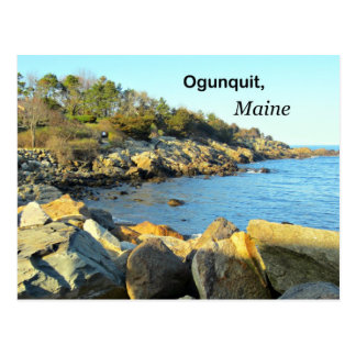 Carte Postale Ogunquit, Maine