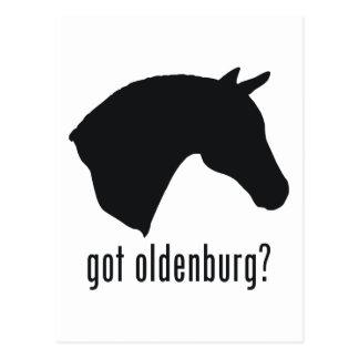 Carte Postale Oldenbourg