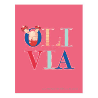 Carte Postale Olivia - 3