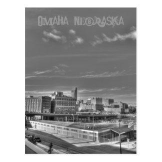 Carte Postale Omaha, Nébraska
