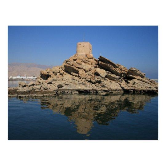 Carte Postale Oman - Muscat - Quriyat - Al Sahel Fort