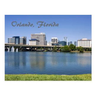 Carte Postale Orlando, la Floride de l'autre côté de la luzerne