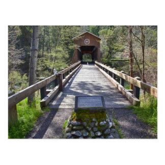 Carte Postale OU, le comté de Jackson, pont couvert de McKee