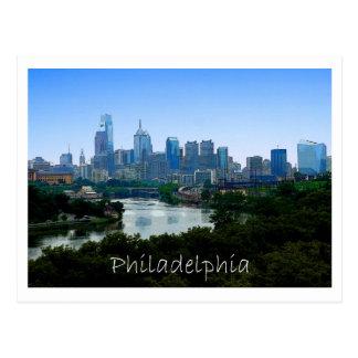 Carte Postale PA de Philadelphie
