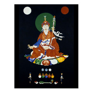 Carte Postale Padmasambhava [carte postale]
