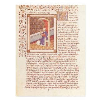 Carte Postale Page de 'DES Philosophes de Les Dits Moraux