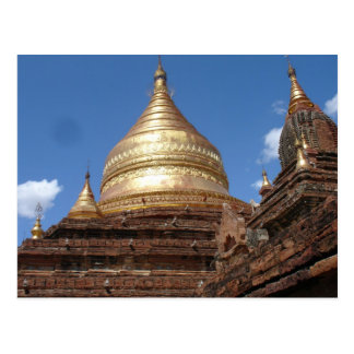 Carte Postale Pagoda
