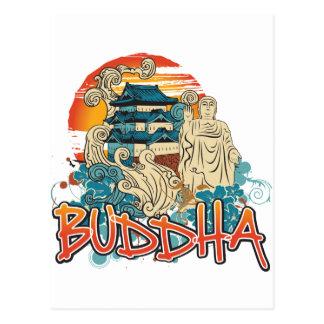 Carte Postale Pagoda de Bouddha