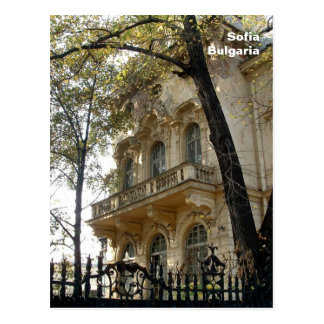 Carte Postale Palais
