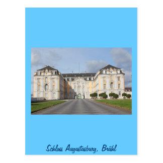 Carte Postale Palais d'Augustusburg - Schloss Augustusburg