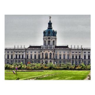 Carte Postale Palais de Charlottenburg, Berlin