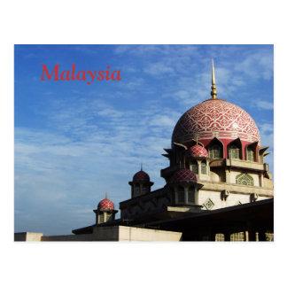 Carte Postale Palais de la Malaisie